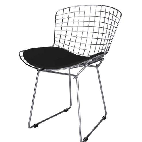 Cadeira-Bertoia-Cromda-preta-1000x1000
