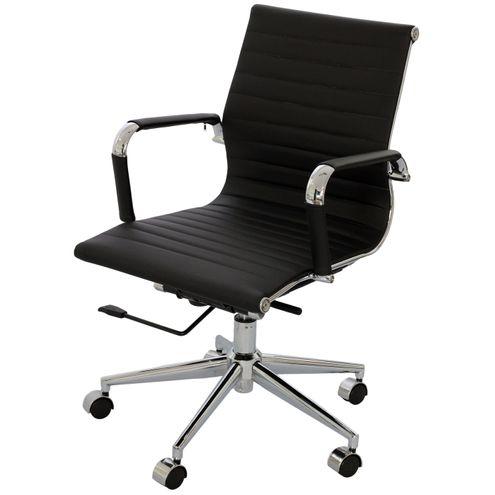 Cadeira-Eames-Baixa-Preta-Base-Cromada---14105-