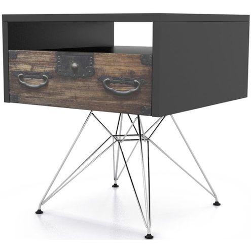 Criado-Mudo-Base-Eiffel-Cromada-Classic-Dresser---30041