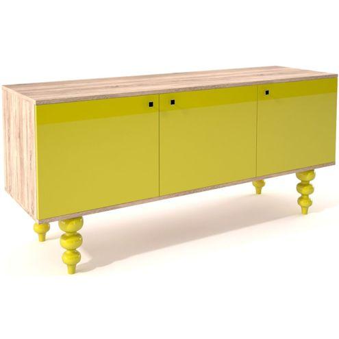 -Buffet-Amarelo-Pes-Torneados-3-Portas-Laca-150-MT---32409