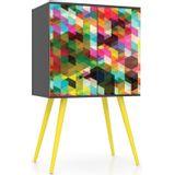 Buffet-Pixel-Color-2-Portas-Impressas-Com-Prateleira---32812