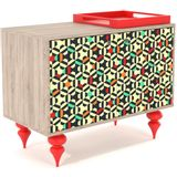 Buffet-Majal-Hexagonon-com-Bandeja-2-Portas-90-cm---32850-