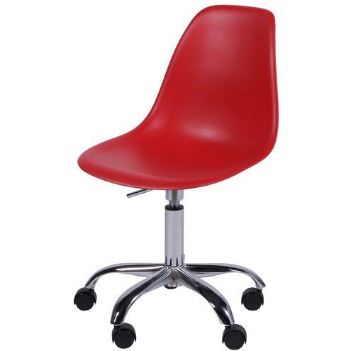 Cadeira-Eames-com-Rodizio-Polipropileno-Vermelho---19299-