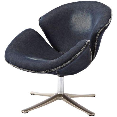 Poltrona-Jeans-Giratoria-MKP-008-Base-em-aco-Inox---35586