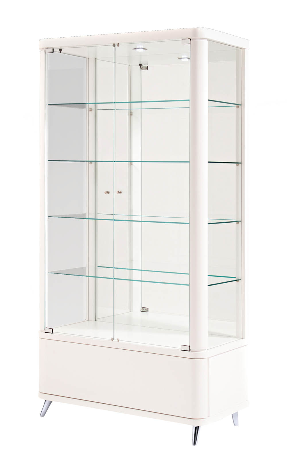 Cristaleira Olimpic Cor Laca Semi - Brilho 90 cm ( LARG ) - 37736 Sun House