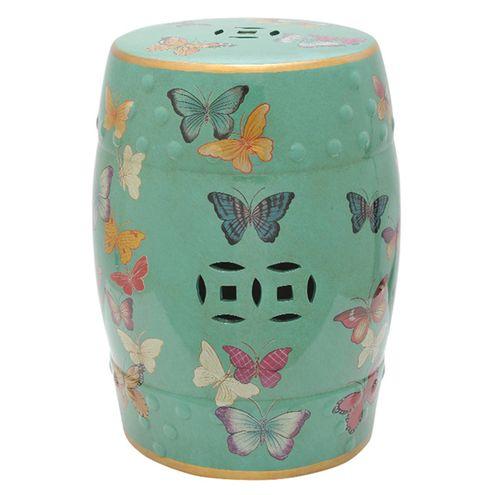 Seat-Garden-Butterfly-Verde