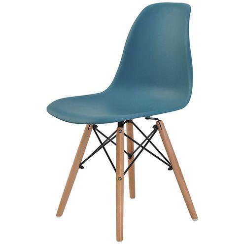Cadeira-Eames-Eiffel-PP-Verde-Petroleo-Base-Madeira-