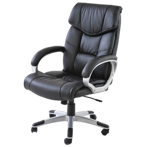 Cadeira-Office-Cartagena-PU-Preto-Base-Nylon