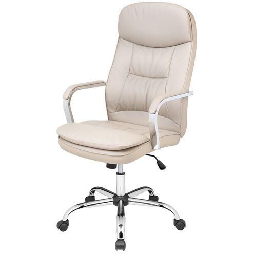 Cadeira-Office-Nantes-Alta-PU-Fendi-Base-Cromada