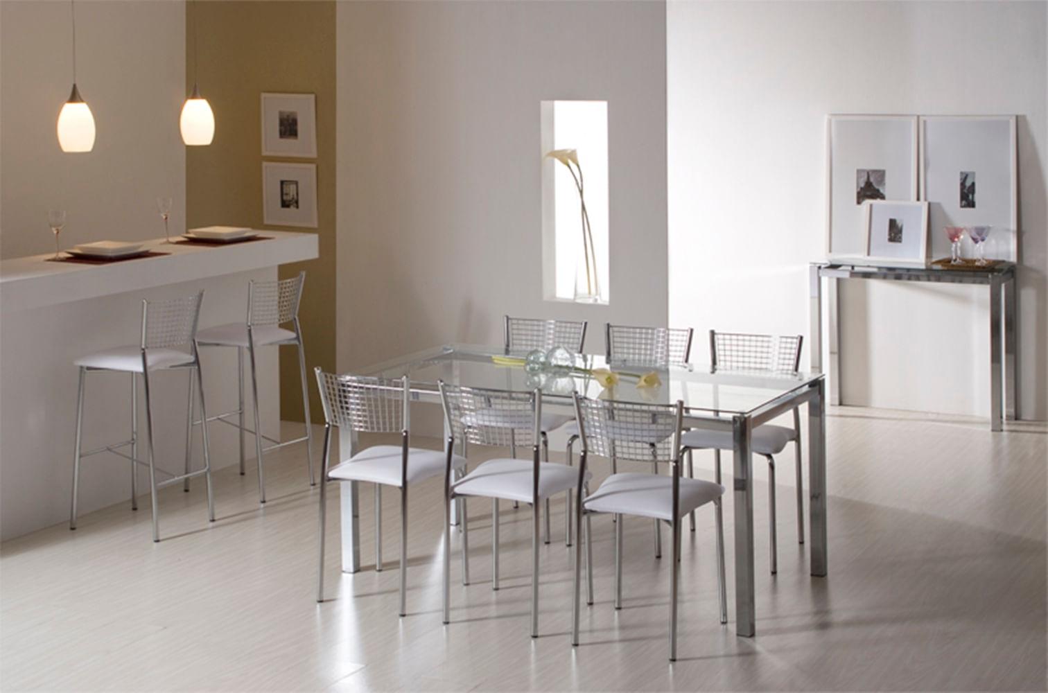 Cadeira Assento Korino Branco Enc Aramado 12300