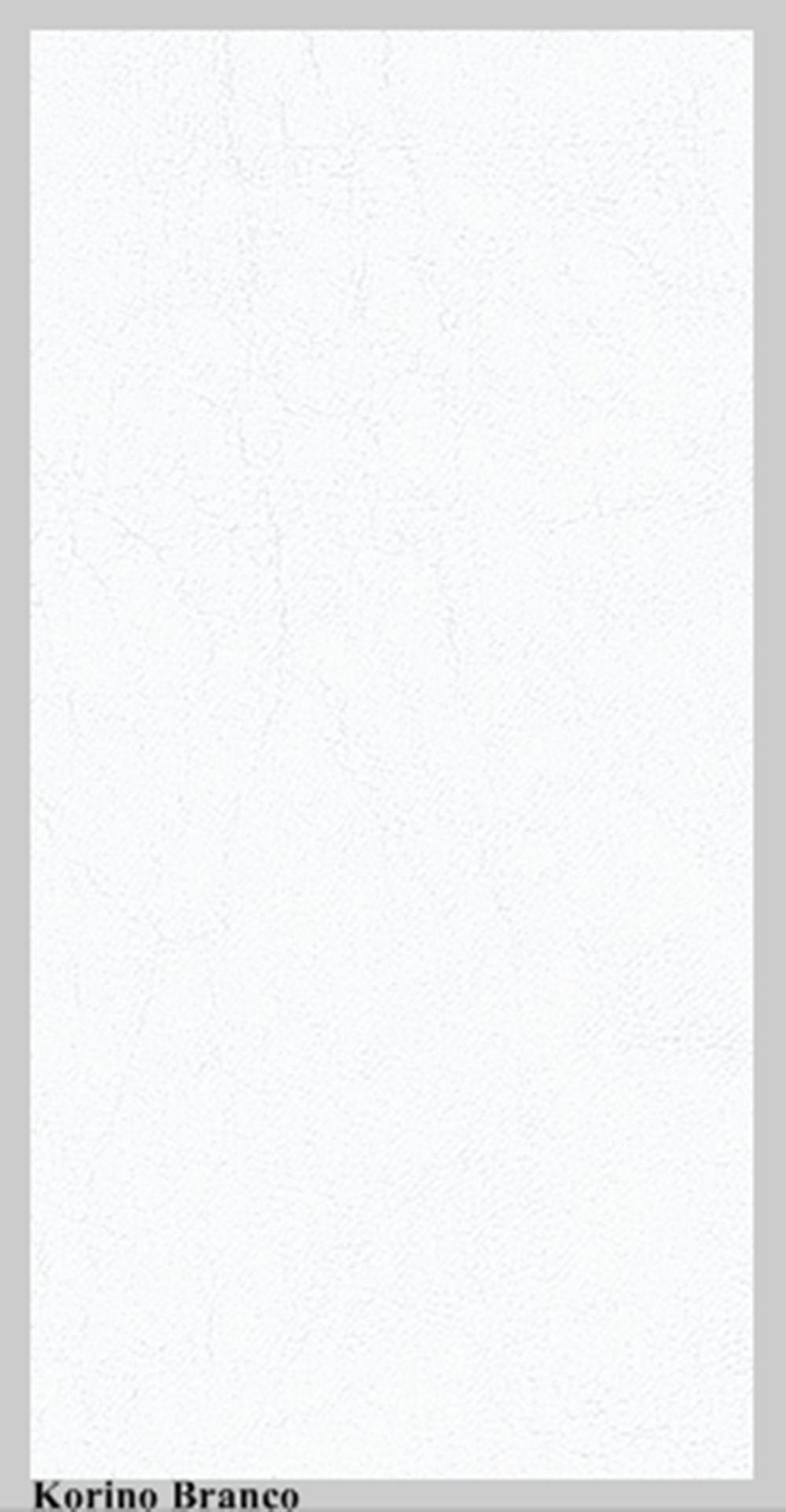 Banqueta Gradeada Baixa com Assento em Corino Branco 12578