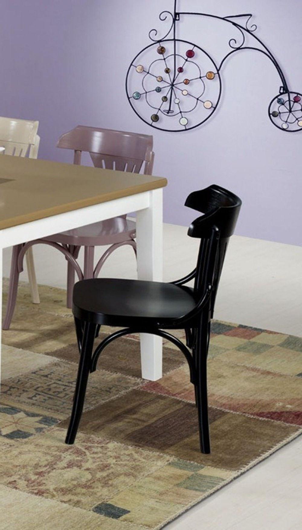 Cadeira Opzione Acabamento Preto - 15247