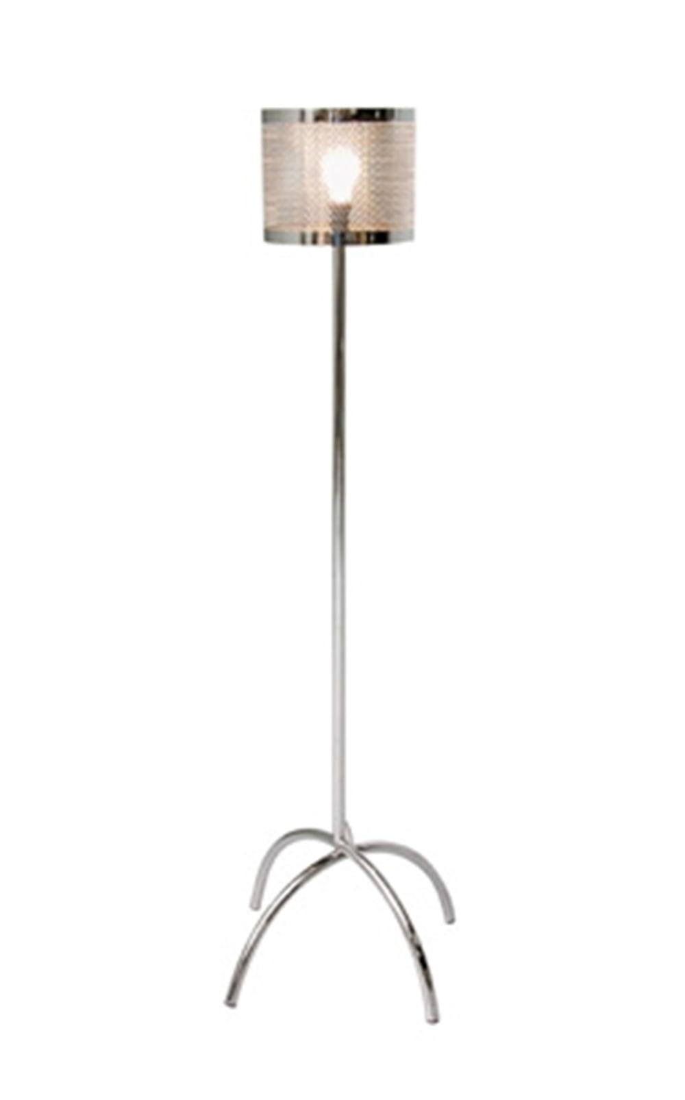 Luminaria Lumina Cromada - 17391