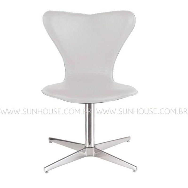 46---Cadeira-Jacobsen-1965-Milano-base-4-pontas-BRANCA-estrela