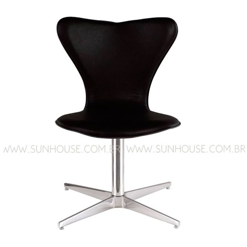 45---Cadeira-Jacobsen-1965-Milano-PRETO-estrela