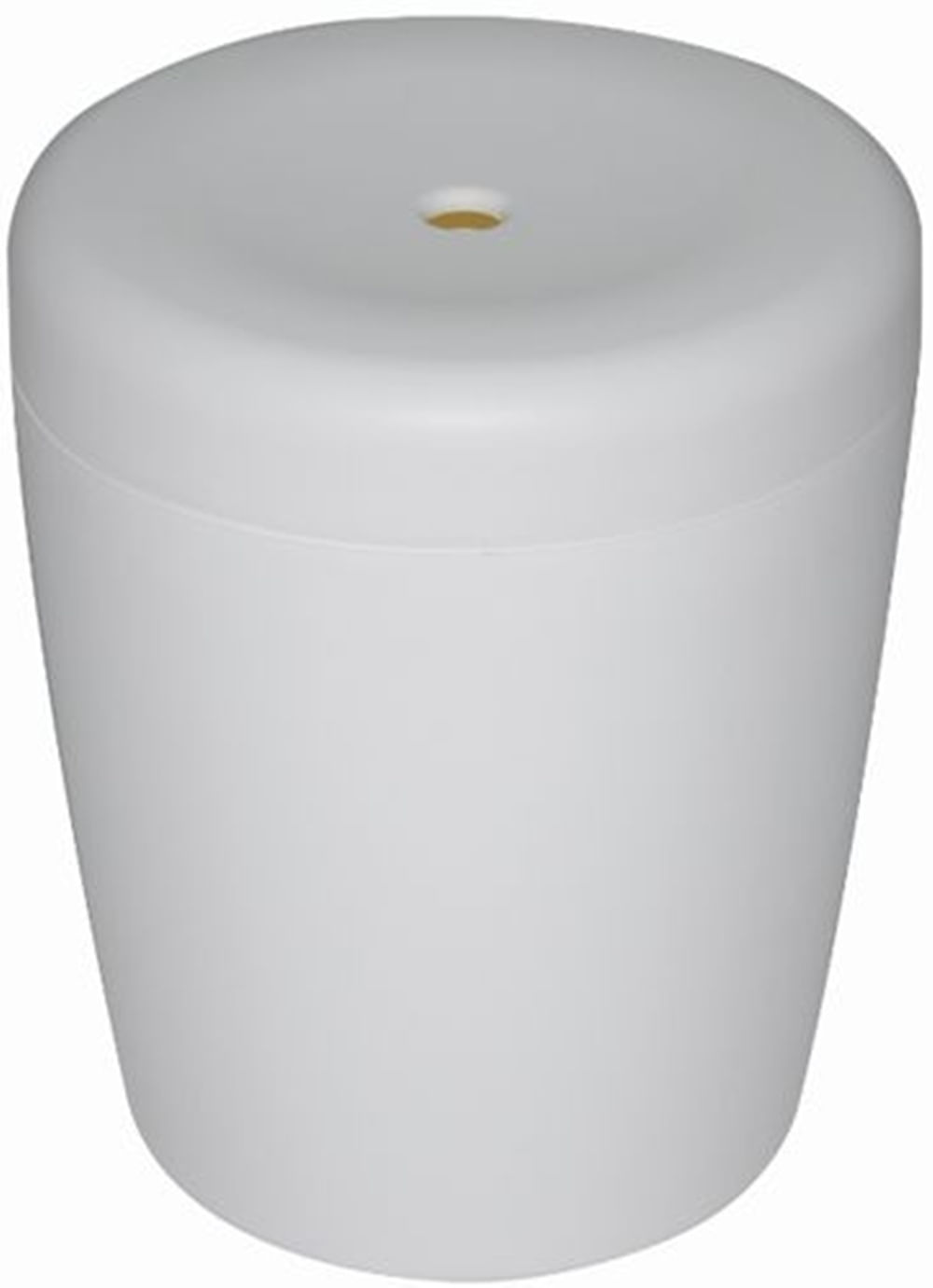 Puff Multiuso Polipropileno Branco - 19540