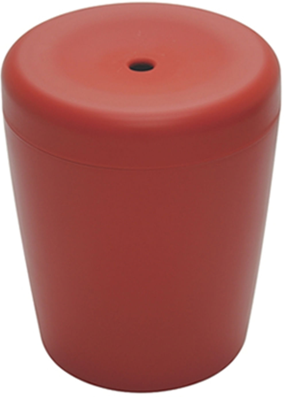 Puff Multiuso Polipropileno Vermelho - 19542