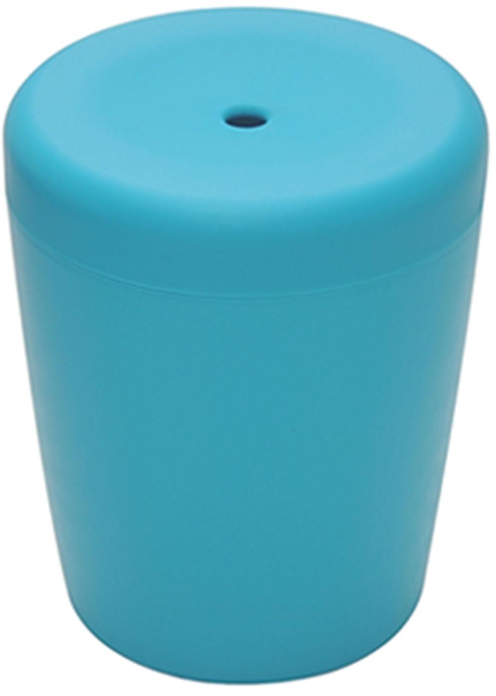 Puff Multiuso Polipropileno Azul - 19544