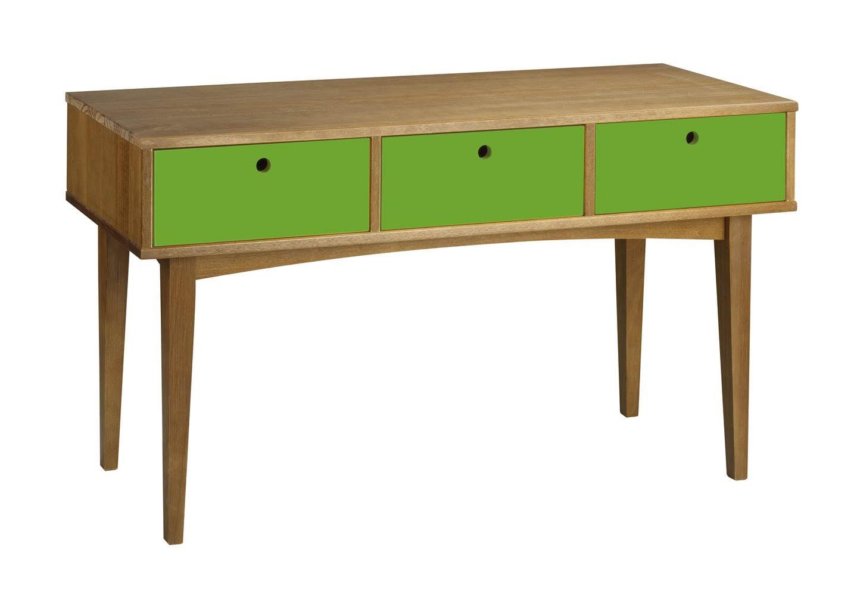 Aparador Vintage Acab. Amendoa Laca Verde Claro - 21761