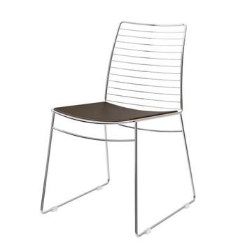 Cadeira-1712--Cromado-com-Cacau