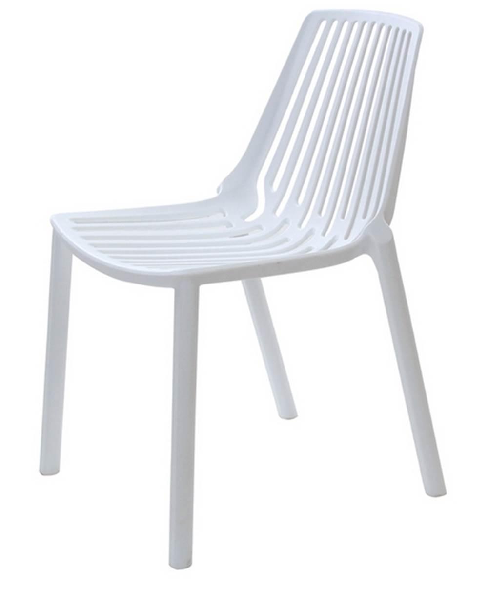 Cadeira Morgana Polipropileno Cor Branca - 29780
