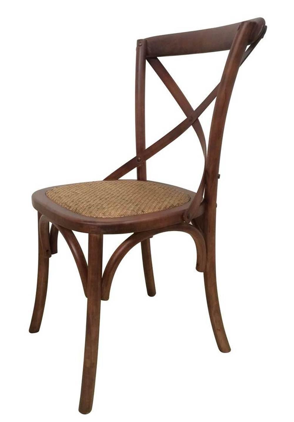 Cadeira Katrina Madeira Escura - 30523