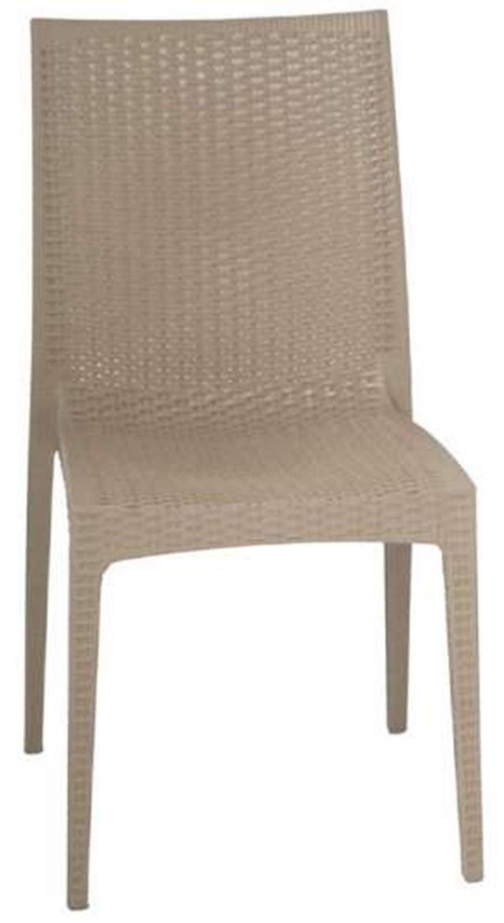 Cadeira Rattan Polipropileno Fendi - 31898