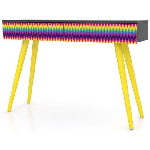 Aparador-Colored-Pes-Palito-2-Gavetas-90cm---32486-