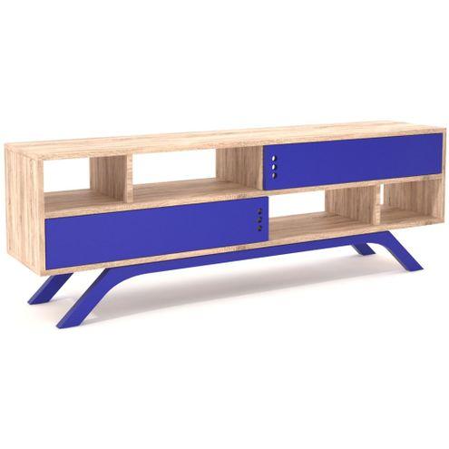 Rack-2-Portas-De-Correr-em-Laca-cor-Azul-160-MT---32716