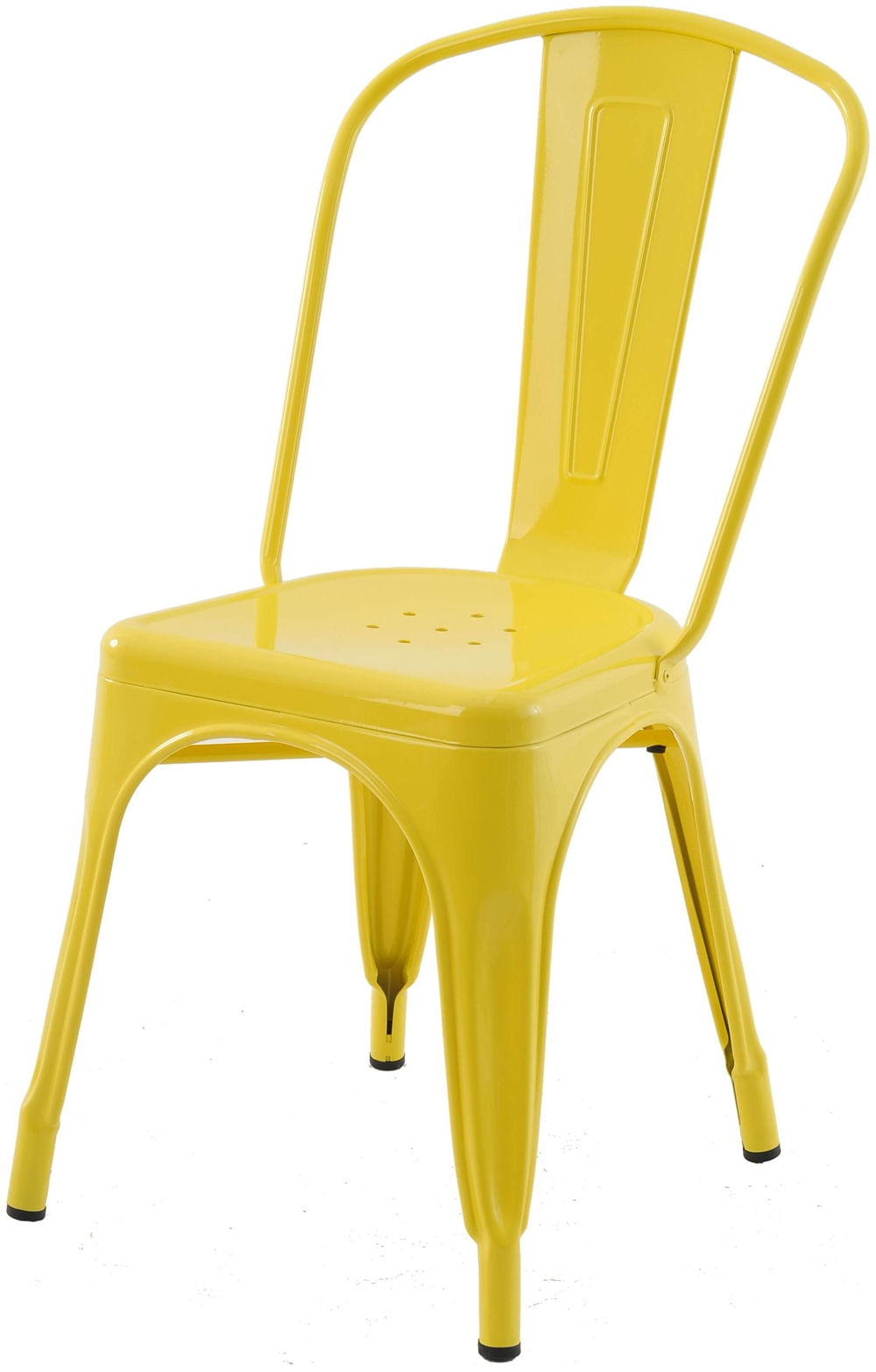 Cadeira Iron Tolix Amarelo - 16654