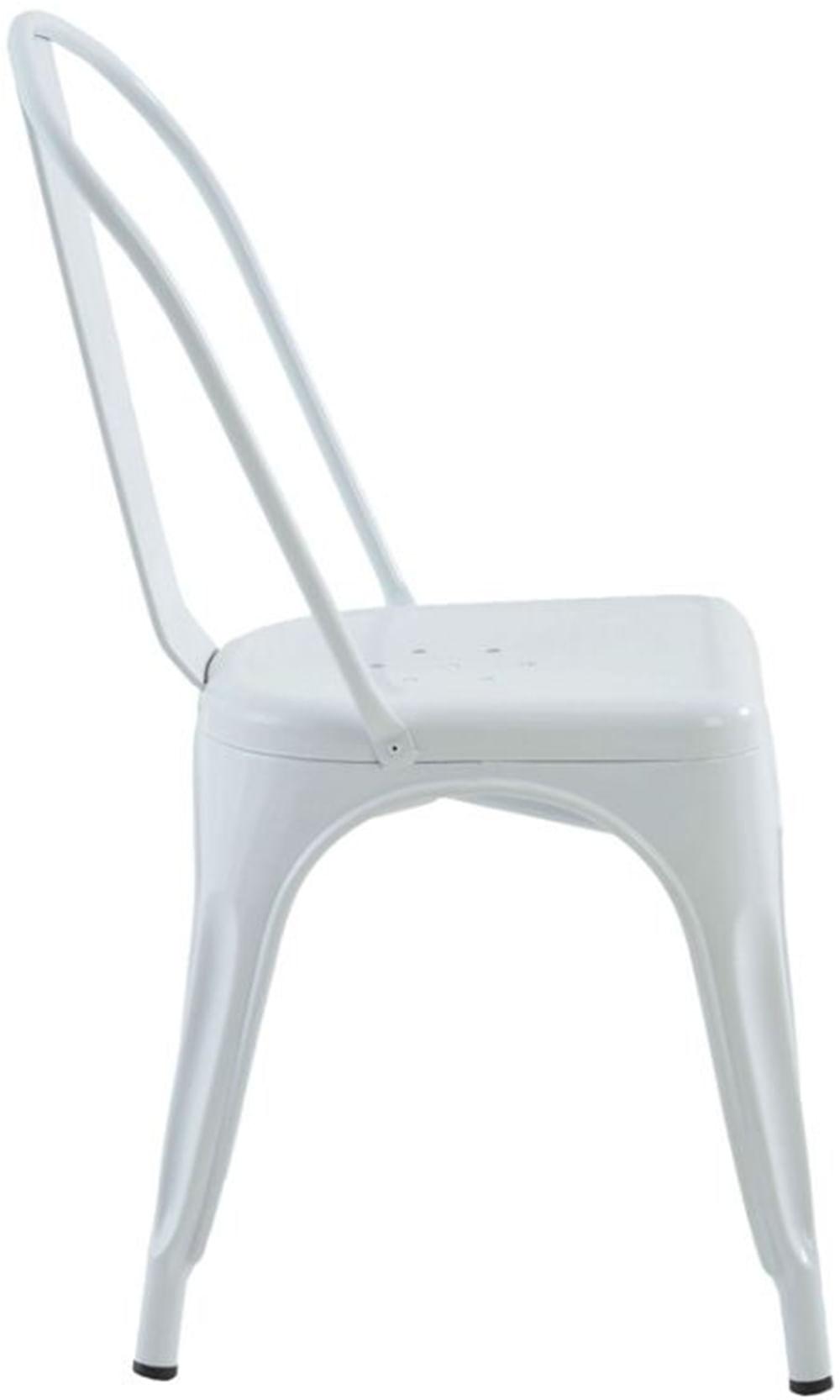 Cadeira Iron Tolix Branca - 22549
