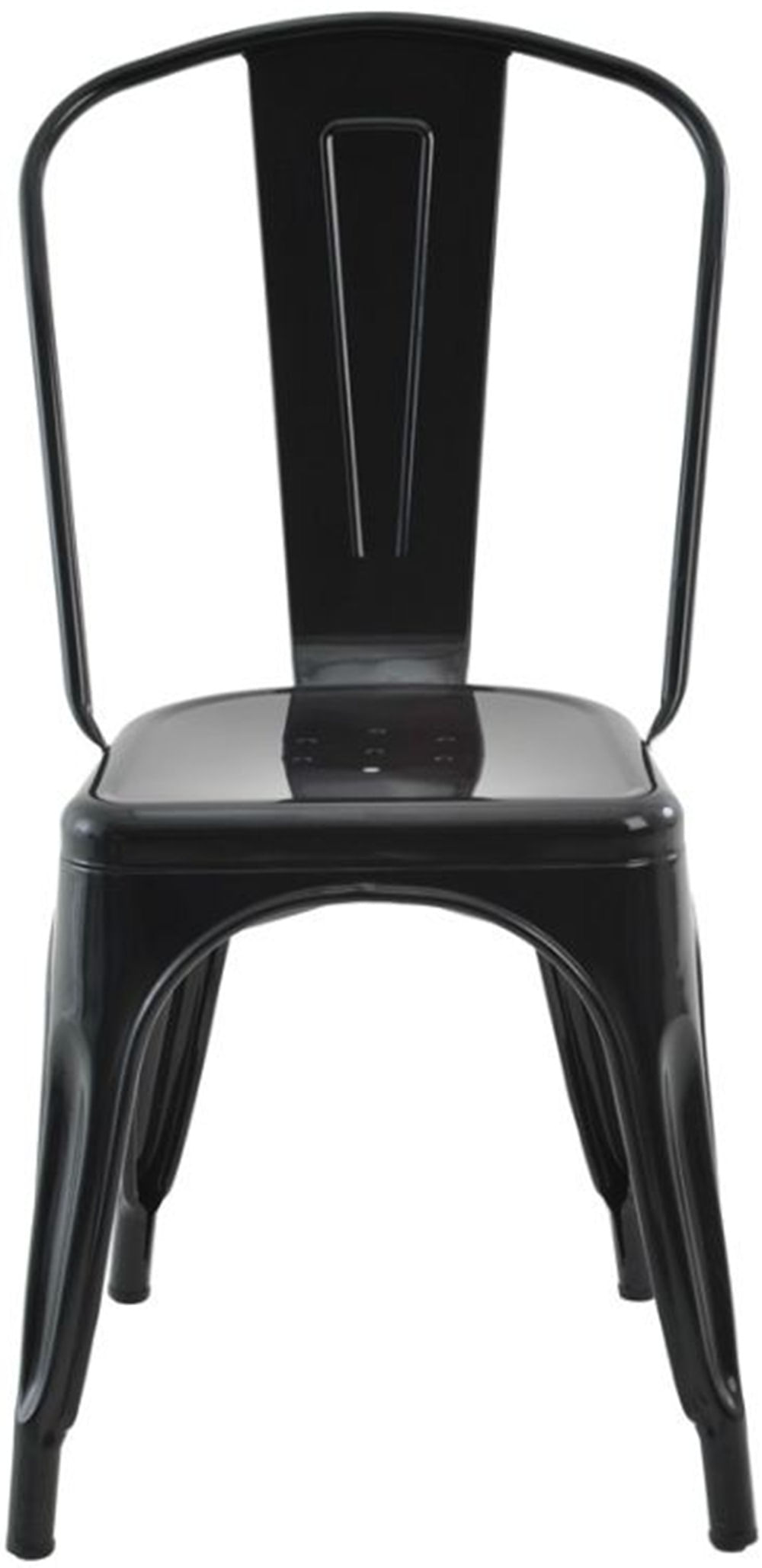 Cadeira Iron Tolix Preta - 22548