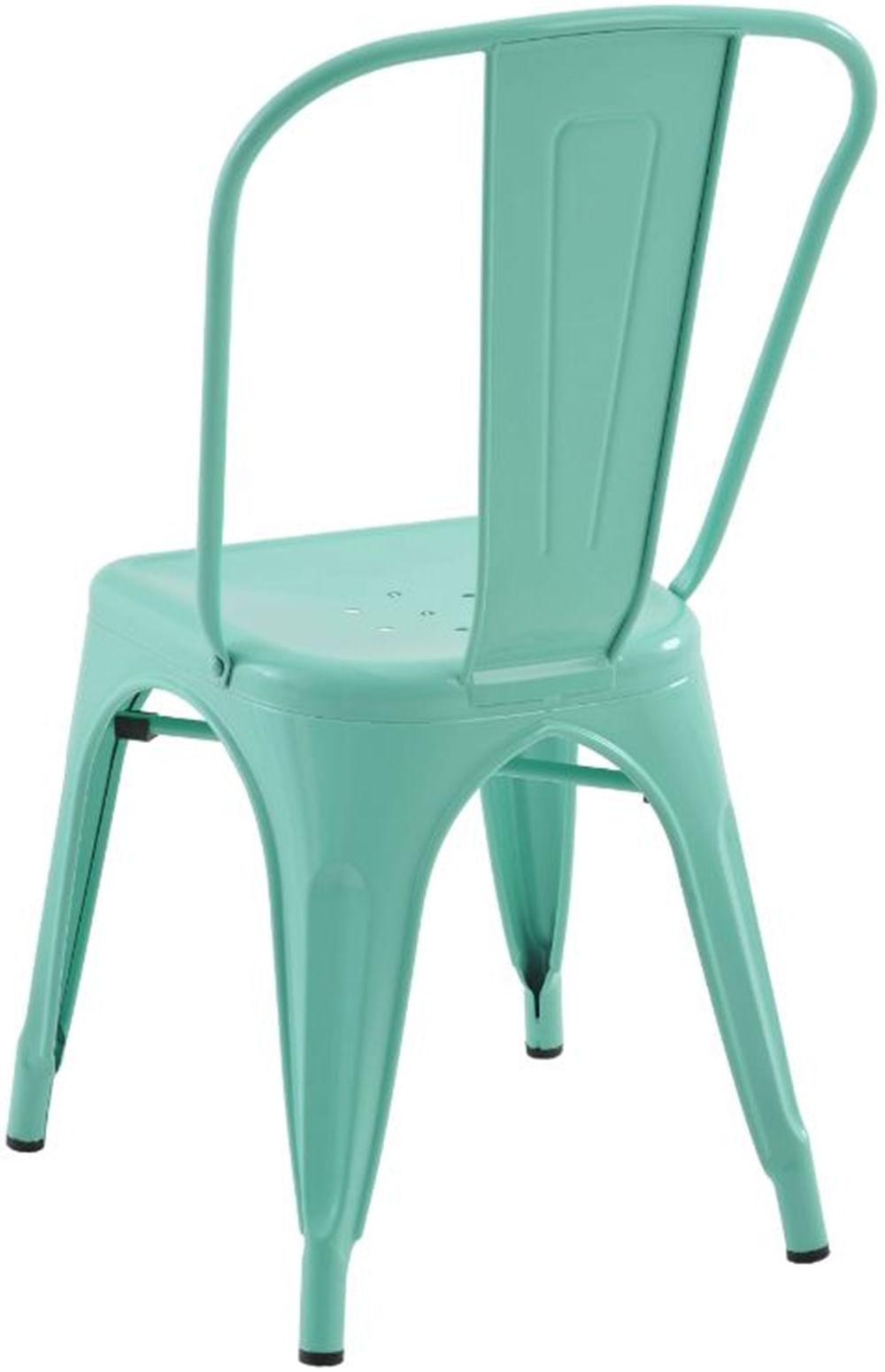 Cadeira Iron Tolix Verde - 16653