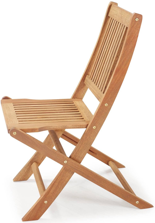 Cadeira Dobravel Primavera Sem Bracos Stain Jatoba - 34820