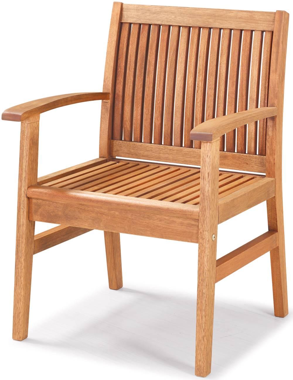 Cadeira Com Bracos Primavera Stain Jatoba - 34894