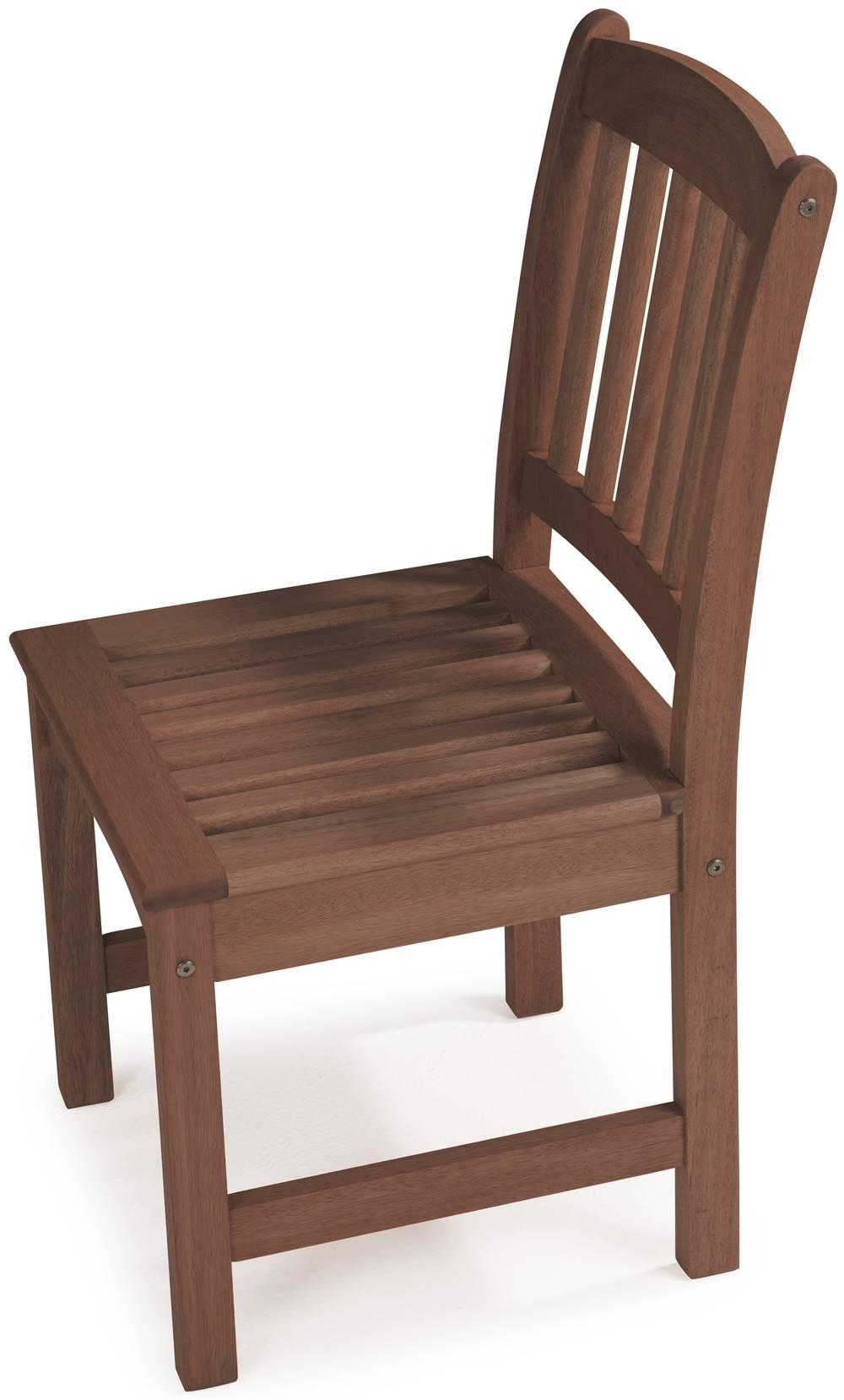 Cadeira Combine Stain Nogueira - 35381