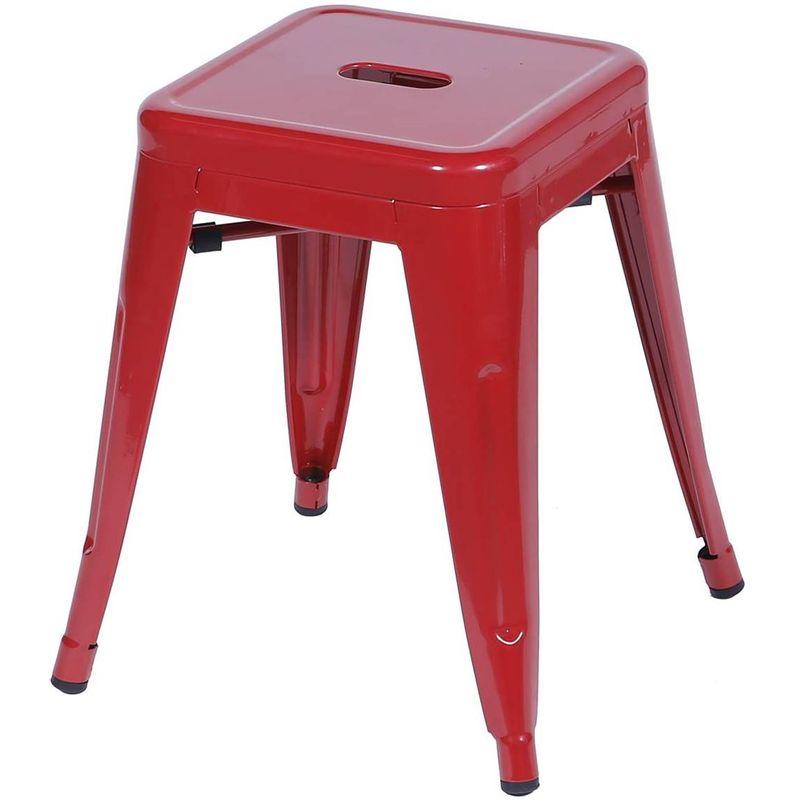 Banqueta-Iron-6607-em-Aco-44-cm-Cor-Vermelha-Epoxi---32363