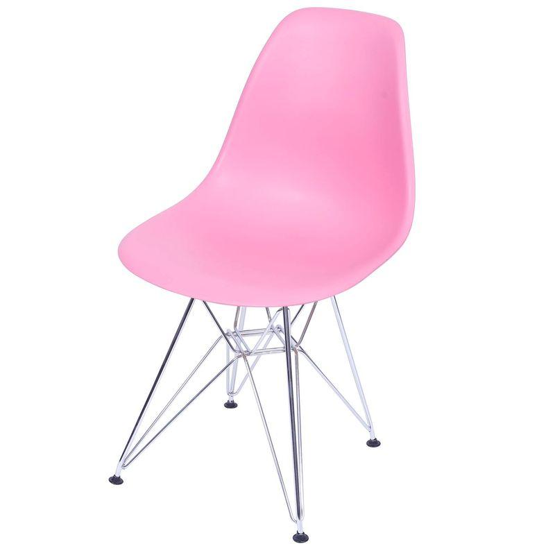 Cadeira-Eames-Polipropileno-Rosa-Pink-Cromada---36752-