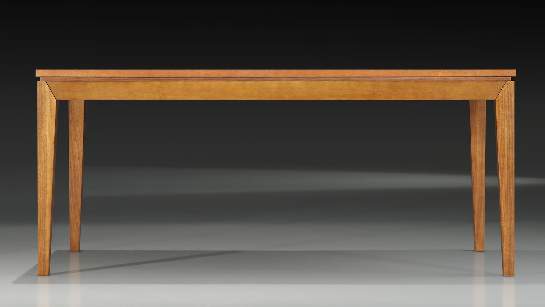 Mesa Jantar Retangular Madeleine Cor Nogal 2,00 MT - 37707