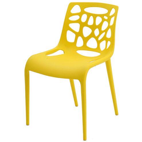Cadeira-Giovana-Polipropileno-Cor-Amarela