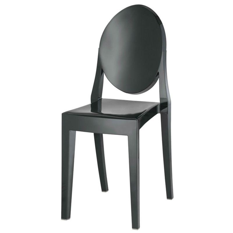 Cadeira-Louis-Ghost-Sem-Braco-Preto-Solido