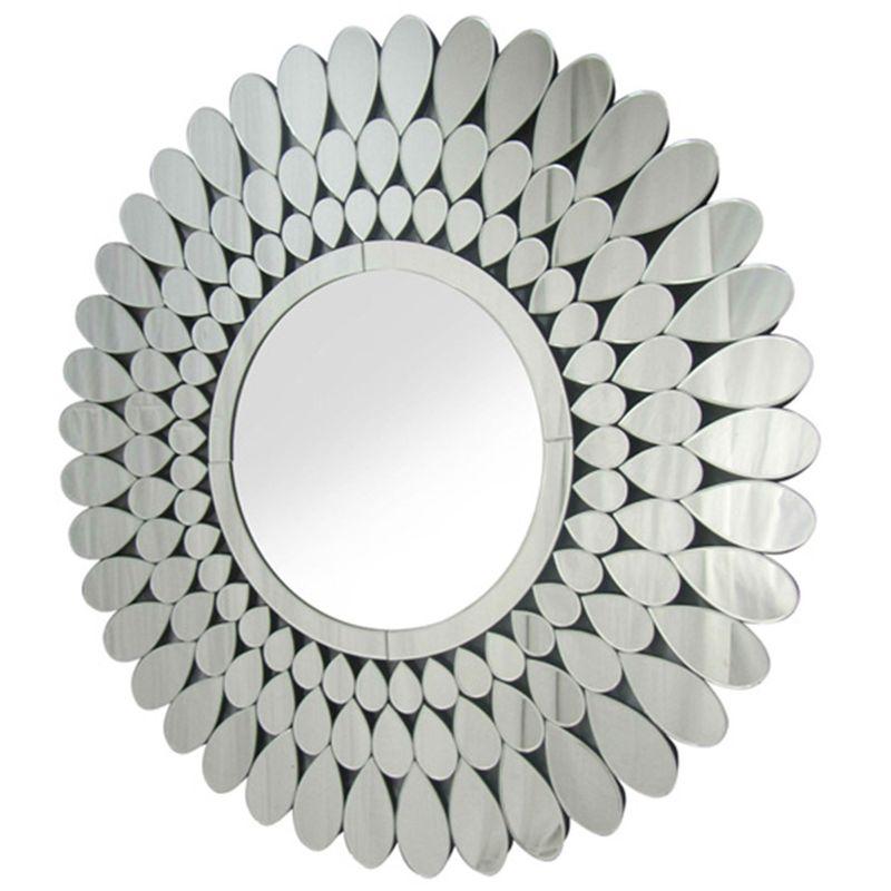 Espelho-Veneziano-Redondo-Petalas-Cor-Prata