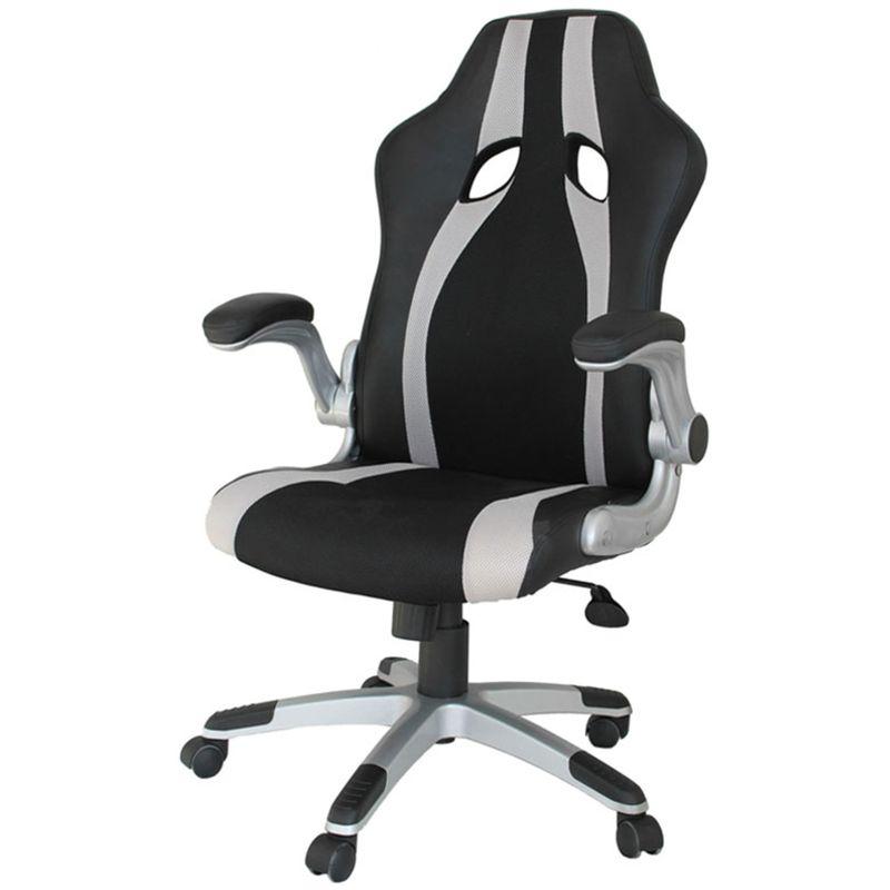 Cadeira-Office-Speed-Preta-e-Prata