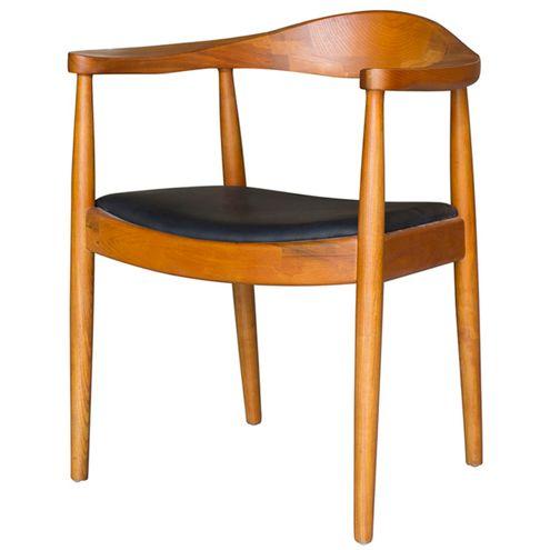 Cadeira-Carolina-com-Bracos-Cor-Madeira-Avermelhada