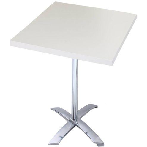 Base-Nevada-Aluminio-com-Tampo-Quadrado-de-60-cm-Branco---39292-