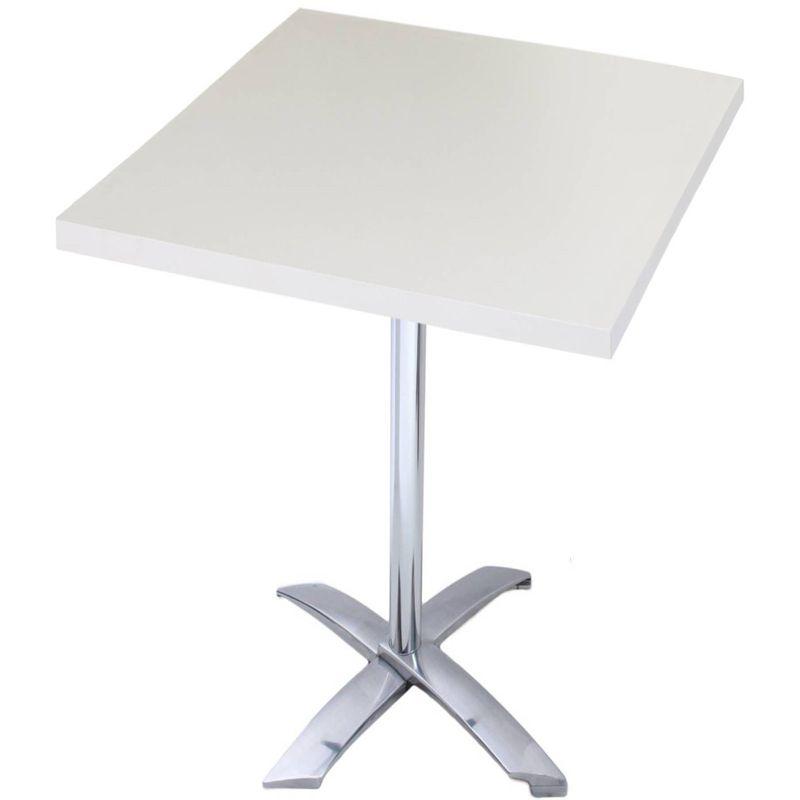 Base-Nevada-Aluminio-com-Tampo-Quadrado-de-80-cm-Branco---39299-
