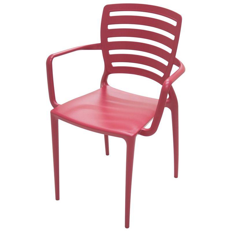Cadeira-com-Braco-Sofia-Encosto-Vazado-Horizontal-Cor-Vermelho