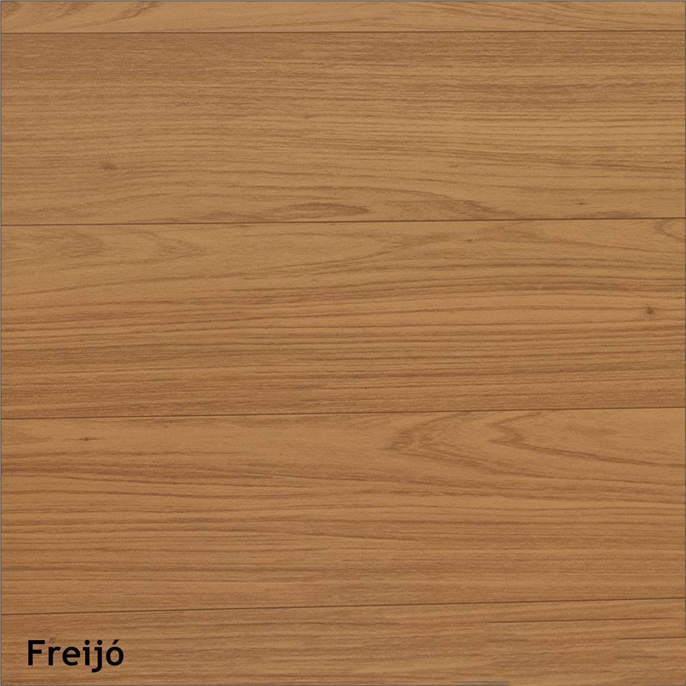 Rack com Painel Suspenso Bulgaria 1,80 MT cor Off White com Freijo - 39823