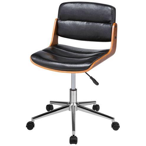 Cadeira-Office-Porto-em-PU-Preto-Base-Aco-Cromado