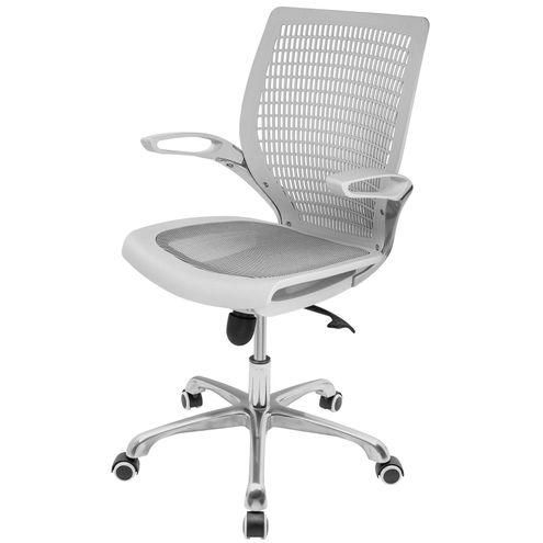 Cadeira-de-Escritorio-Gables-Encosto-Polipropileno-Cinza-Base-Aluminio